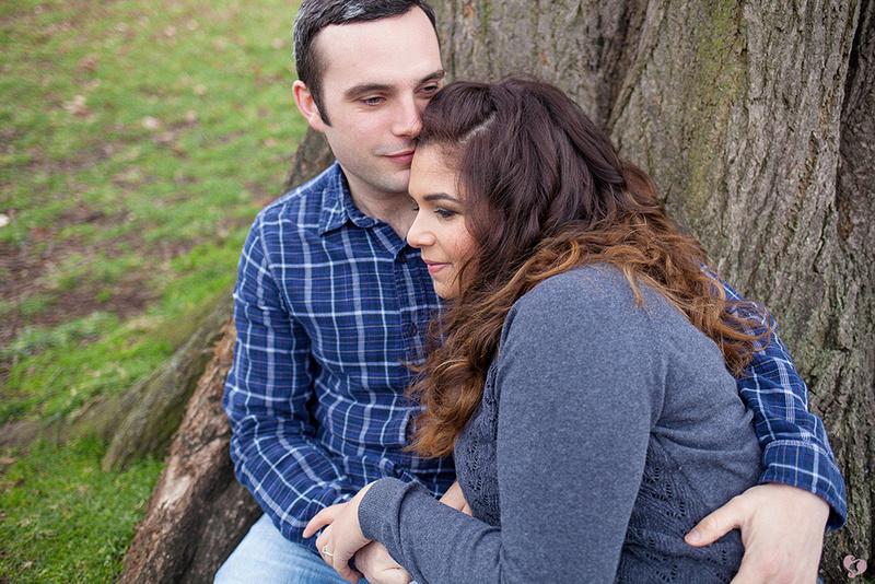 Sophie & Matt Engagement Photo shoot
